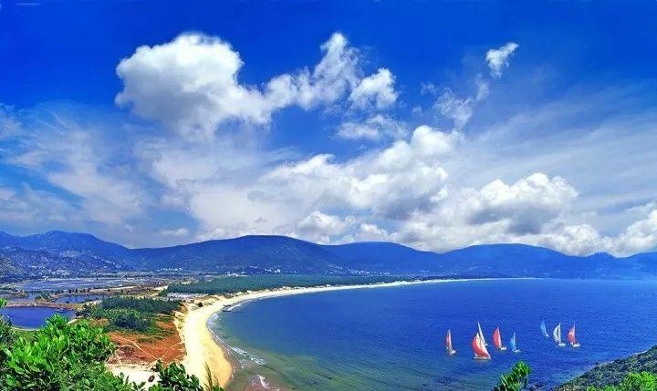 回顾十一假期线路:大小梅沙—巽寮湾—红海湾—南澳岛